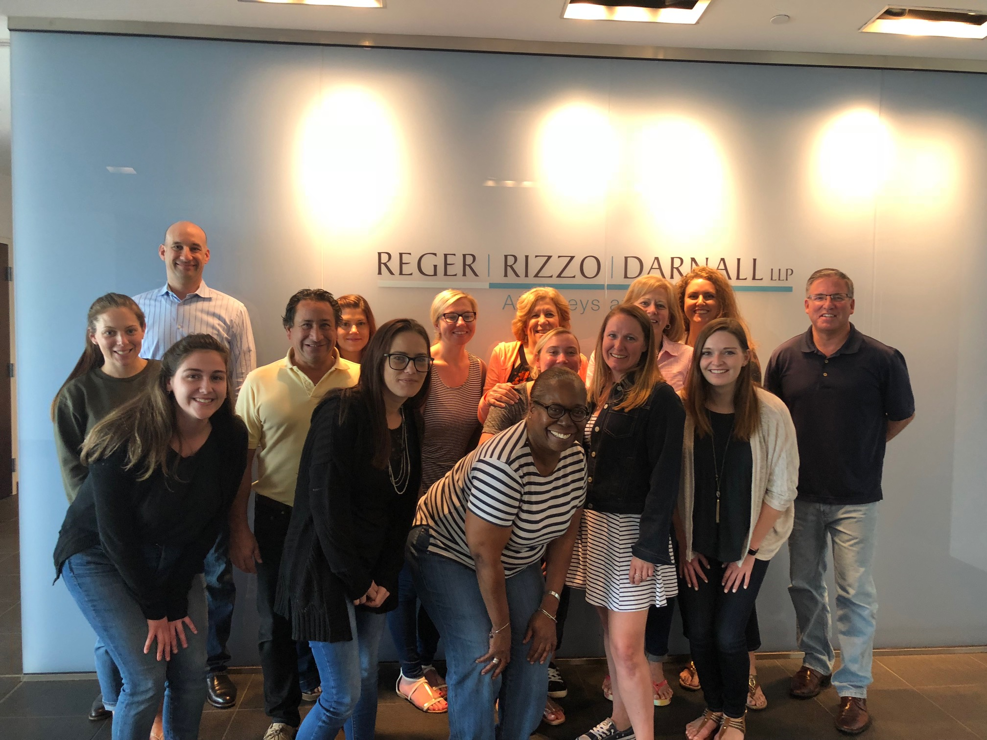 Reger Rizzo & Darnall LLP Partners with The Philadelphia Bar Foundation in Jeans for Justice Campaign